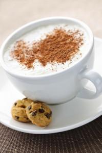cappuccino, tejeskávé laktózérzékenyeknek