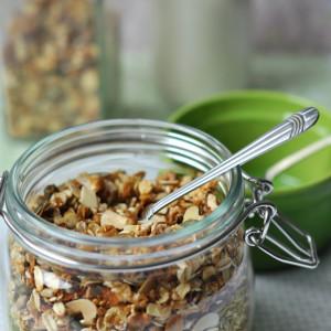 Kókuszos granola