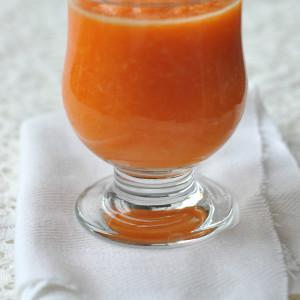 Sárgarépás narancsturmix