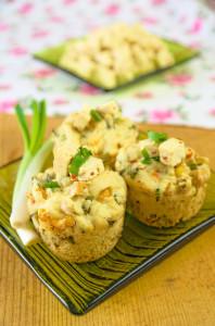 Toffini újhagymás tofu - laktózmentes recept