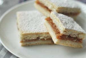 Almás pite - tejmentes recept