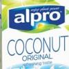 Ilyen még nem volt: ALPRO kókuszital