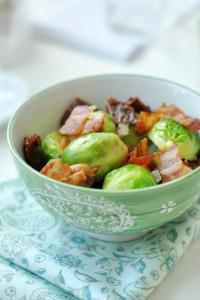 Kelbimbós saláta. Tejmentes, laktózmentes, tejfehérjementes