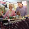 A TESCO bővítette mentes és bio termékválasztékát