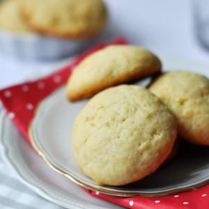 Citromos púpos laktózmentes keksz