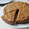 Duplán mogyorós torta - tejmentes gyors recept