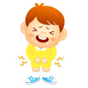 Hasfájás oka lehet sokféle betegség, például laktózérzékenység is.