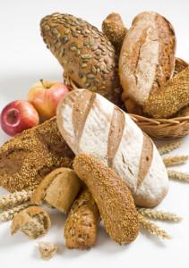 gabona, kenyér, élelmi rost