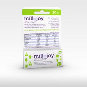 MillanJoy laktáz tabletta, laktóz enzim