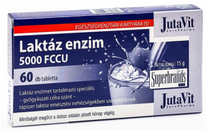laktáz enzim tabletta
