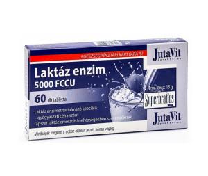 JutaVit laktáz enzim tabletta 60db