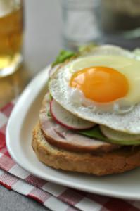 tavaszi tojásos szendvics laktózmentes recept