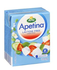 Apetina lactose free laktózmentes feta sajt