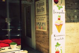 Fragola laktózmentes fagyizó, Budapest 13. kerület Katona József utca