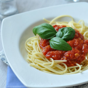 Jamie OIiver kedvenc spagettije
