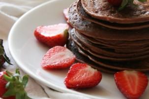 Kakaós túrós minipalacsinta – a gyerekek kedvenc reggelije