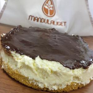 Túrórudi torta laktóz és gluténmentesen