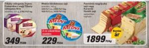 Tesco-júl-2-8-Tihany Pannónia medve laktózmentes sajtok