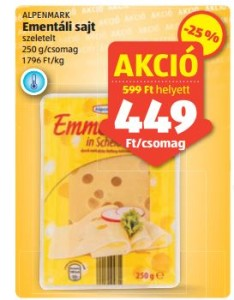Aldi-okt-29-nov4-Ementali laktózmentes sajt