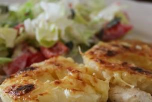 Ananászos csirkemell a laktózmentes ebéd