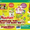 Auchan Egészséghét - laktózmentes választékbővítés