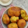 Narancsos fánk sütőtökkel - nem csak laktózérzékenyeknek