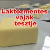 Laktózmentes vajak tesztje - a NÉBIH vajakat vizsgált