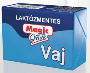 Magic Milk laktózmentes vaj
