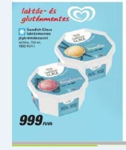 laktózmentes jégkrém
