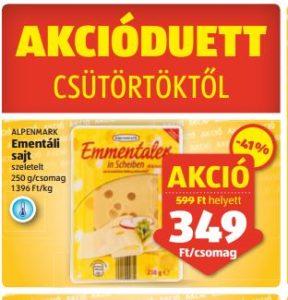 laktózmentes emmentáli sajt