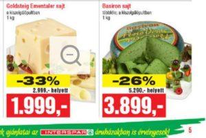 goldsteig emmentaler laktózmentes sajt