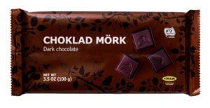 Choklad Mörk IKEA termékvisszahívás