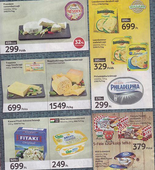 laktozmentes sajtok