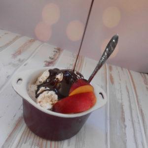 Tejszínes gyümölcs fagylalt - tejmentesen