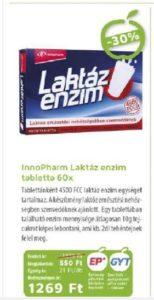 laktáz-enzim-tabletta-akció