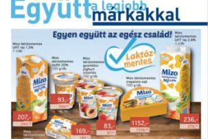 Mizo laktózmentes tejtermékek