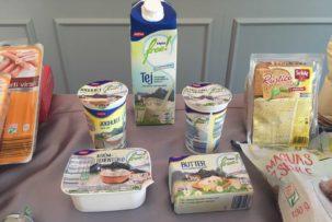 ALDI laktózmentes tejtermékek