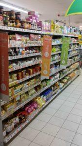 laktózmentes élelmiszerek a sparban